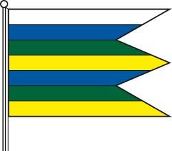 Vlajka obce Potoky